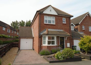 Thumbnail 3 bed detached house for sale in Southampton Road, Fareham