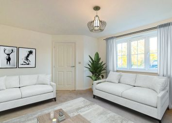 Thumbnail 3 bed semi-detached house for sale in Long Strakes, Staplehurst, Tonbridge, Kent
