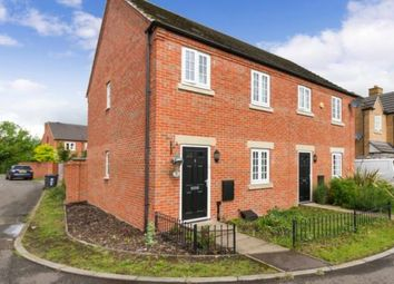 Thumbnail 2 bedroom semi-detached house for sale in Waterbeach, Cambridge
