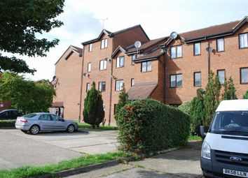 Thumbnail 1 bed flat to rent in Porter Close, West Thurrock, Essex