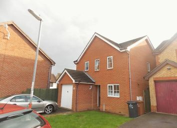 Thumbnail 3 bed detached house to rent in 5 Bosworth Close, Buckingham Fields, Northampton