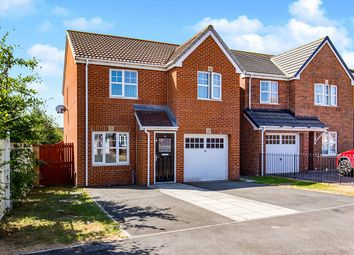 Thumbnail 3 bed detached house to rent in George Stephenson Boulevard, Stockton-On-Tees