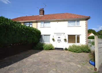 Thumbnail 3 bed semi-detached house for sale in Lubbock Close, Norwich