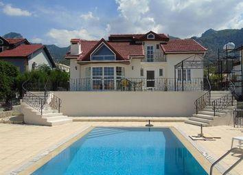 Thumbnail 4 bed villa for sale in Osman Hasan Sokak, Agios Epiktitos, Kyrenia, Cyprus