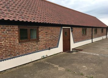 Thumbnail 3 bedroom barn conversion to rent in Aldeby, Beccles