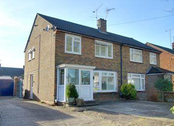 Thumbnail Semi-detached house for sale in Oak Tree Close, Aldershot