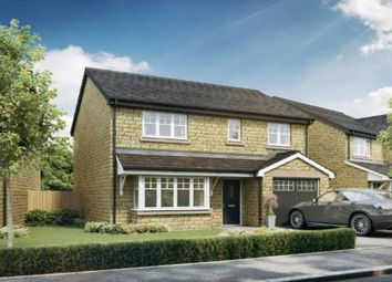 Thumbnail 4 bed detached house for sale in Kiddrow Lane, Burnley