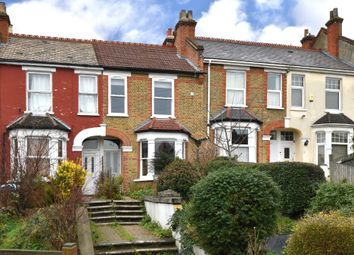 Thumbnail 2 bed terraced house for sale in Ravensbourne Road, London