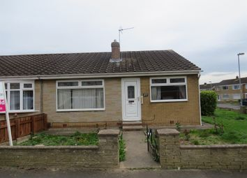 Thumbnail 2 bed semi-detached bungalow for sale in Larkspur Road, Marton-In-Cleveland, Middlesbrough