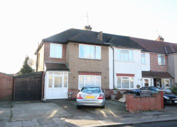 Thumbnail 4 bed semi-detached house to rent in Lewis Crescent, Neasden