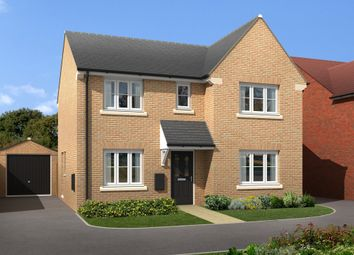 "Thumbnail 4 bed detached house for sale in ""The Allerthorpe"" at White Mill Drive, Pocklington, York"
