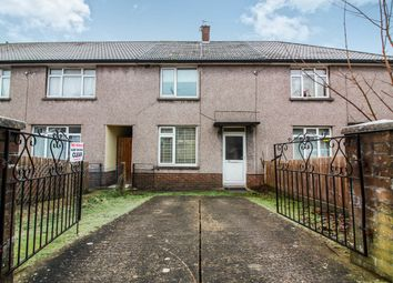 Thumbnail 2 bed terraced house for sale in Underhill Crescent, Abergavenny