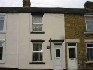 Thumbnail 1 bed terraced house for sale in Dean Street, Shildon