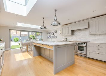 Thumbnail 4 bed terraced house for sale in Claxton Grove, London