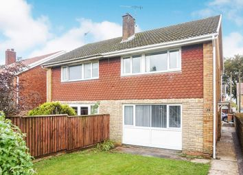 Thumbnail 3 bed semi-detached house for sale in Meadow Walk, Crumlin, Newport
