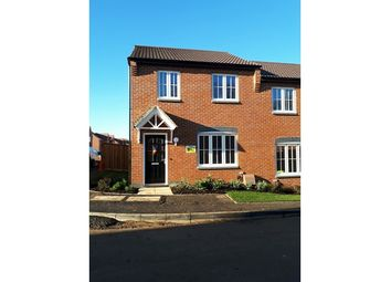 Thumbnail 2 bedroom semi-detached house for sale in Hambleton Lea, Raywell Road, Hamilton, Leicester, Leicestershire