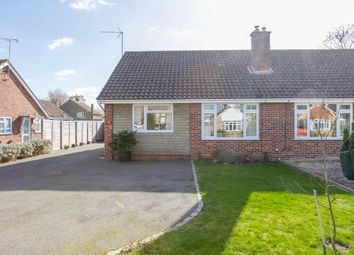 Thumbnail 3 bed semi-detached bungalow for sale in Mill Gardens, Ringmer