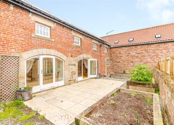 Thumbnail 3 bed barn conversion for sale in Hepscott Manor Farm, Hepscott, Morpeth, Northumberland