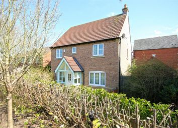 Thumbnail 4 bed detached house for sale in Turchil Walk, Cawston, Rugby, Warwickshire