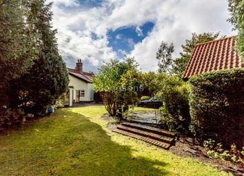 Thumbnail 3 bed detached house for sale in Church Street, Ashill, Thetford