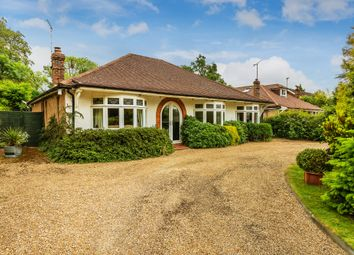 Thumbnail 3 bedroom detached bungalow for sale in Brighton Road, Shermanbury, Horsham