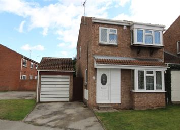 Thumbnail 3 bed detached house for sale in Holding, Worksop