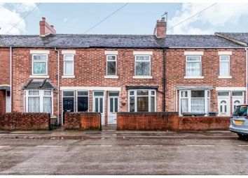 Thumbnail 3 bed terraced house for sale in Sneyd Terrace, Silverdale, Newcastle Under Lyme