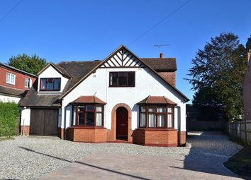Thumbnail 4 bed detached house to rent in Bentfield Road, Stansted, Essex
