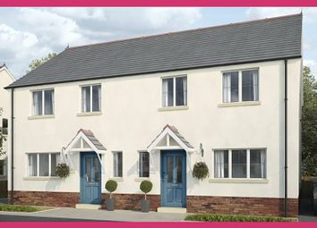 Thumbnail 4 bed semi-detached house for sale in Plot 16, Maes Y Llewod, Bancyfelin