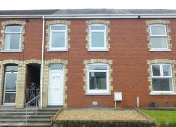 Thumbnail 3 bed property for sale in Bishop Road, Garnant, Ammanford, Carmarthenshire.