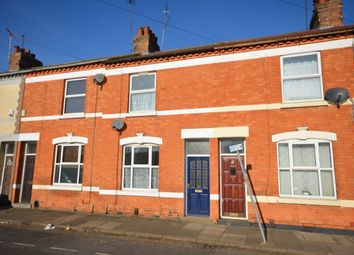 Thumbnail 2 bed terraced house for sale in Spencer Street, St James, Northampton