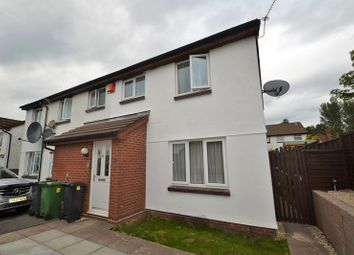 Thumbnail 3 bed semi-detached house for sale in Astoria Close, Thornhill, Cardiff