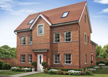 "Thumbnail 4 bed detached house for sale in ""Hesketh"" at Briggington, Leighton Buzzard"