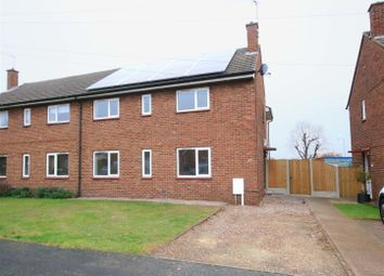 Thumbnail 4 bed semi-detached house for sale in Hawthorne Road, Auckley, Doncaster