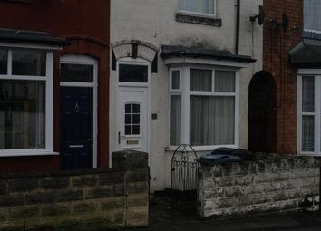 Thumbnail 2 bedroom terraced house for sale in Parkes Street, Smethwick