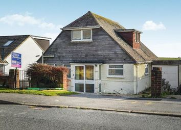 Thumbnail 3 bed detached house for sale in Cissbury Crescent, Saltdean, Brighton, East Sussex