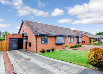Thumbnail 2 bed bungalow for sale in Felton Close, Morpeth