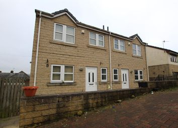 Thumbnail 3 bedroom semi-detached house for sale in The Oval, Bingley, West Yorkshire