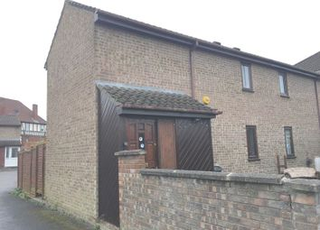 Thumbnail 1 bed end terrace house to rent in Whiteway Road, St. George, Bristol
