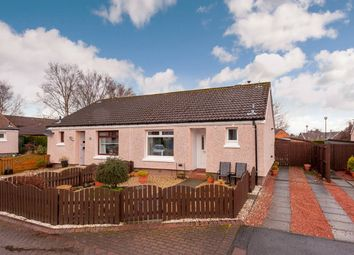Thumbnail 1 bed semi-detached bungalow for sale in 37 Templar Rise, Livingston