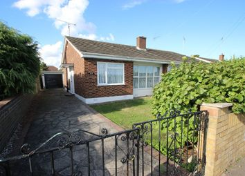 Thumbnail 2 bed semi-detached bungalow for sale in Croft Road, Benfleet
