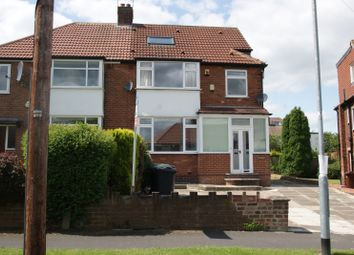 Thumbnail 7 bed semi-detached house to rent in Becketts Park Crescent, Headingley, Leeds