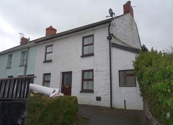 Thumbnail 2 bed end terrace house to rent in Bronllys Road, Talgarth, Brecon