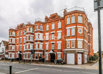 Thumbnail 2 bed flat for sale in Station Mansions, Wightman Road, London
