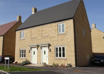Thumbnail 2 bed semi-detached house to rent in Stirling Way, Moreton-In-Marsh