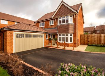 Thumbnail 4 bed detached house for sale in Great Clover Leaze, Cheswick Village, Bristol