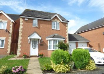 Thumbnail 3 bed detached house for sale in Kings Park Drive, Binley, Coventry