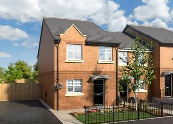 "Thumbnail 3 bedroom property for sale in ""The Clarendon At Cottonfields"" at Gibfield Park Avenue, Atherton, Manchester"