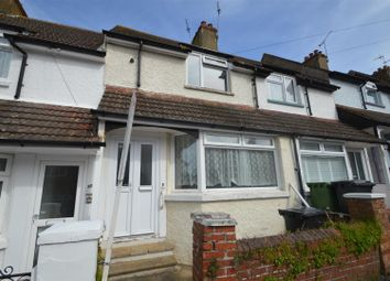Thumbnail 2 bed terraced house for sale in Silvester Road, Bexhill-On-Sea
