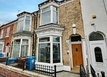 Thumbnail 3 bed terraced house for sale in De La Pole Avenue, Hull, East Yorkshire